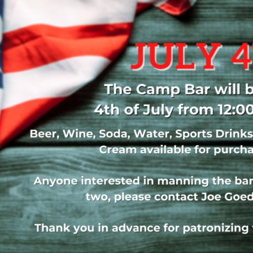 Visit Camp for 4th of July